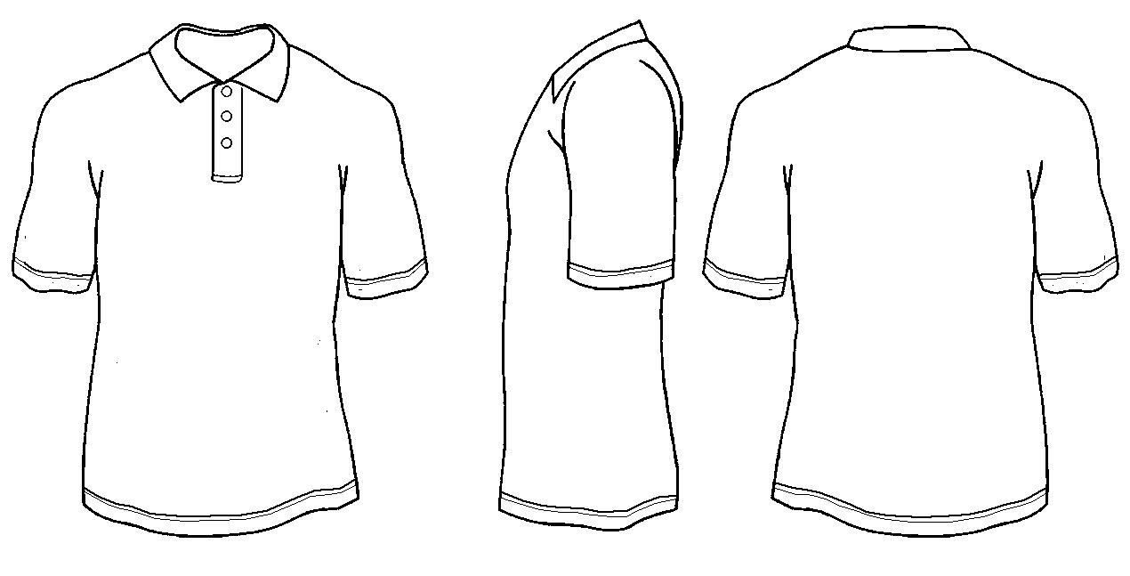 t shirt outline template virtren com